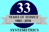 Systemetrics, Inc.  Years of Service